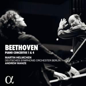 Beethoven: Piano Concertos Nos. 1 & 4 Product Image