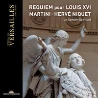 Martini: Requiem pour Louis XVI