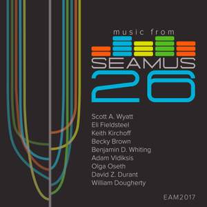 Music from SEAMUS 26 Product Image