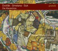 Dvořák, Smetana, Suk: Piano Trios