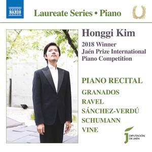 Honggi Kim - Piano Laureate Recital