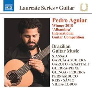 Pedro Aguiar Guitar - Laureate Recital