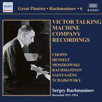Rachmaninov: Complete Solo Piano Recordings, Vol. 6