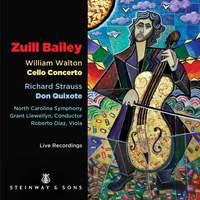 Walton: Cello Concerto & Strauss: Don Quixote