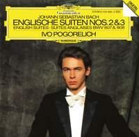 JS Bach: English Suites Nos. 2 & 3