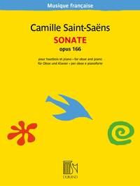 Saint-Saëns: Oboe Sonata, Op. 166