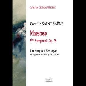 Camille Saint-Saëns: Maestoso Product Image