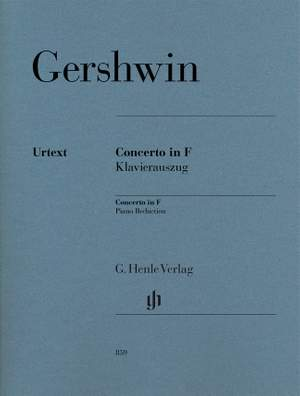 Gershwin, G: Concerto in F Product Image