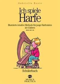 Regine Kofler: Ich Spiele Harfe