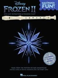 Frozen 2 - Recorder Fun!