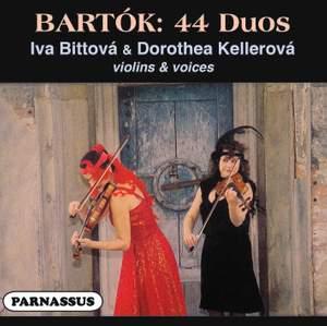 Bartók: 44 Duos