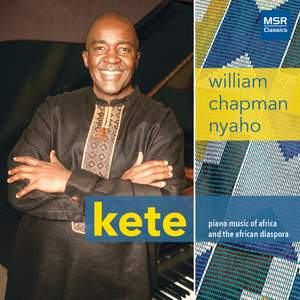 Kete - Piano Music of Africa and the African Diaspora Product Image