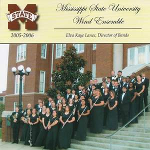 Mississippi State University Wind Ensemble 2005-2006