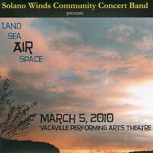 Solano Winds Community Concert Band - AIR