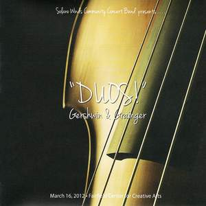 'DUOS!' Gershwin and Grainger