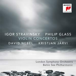 Glass & Stravinsky: Violin Concertos