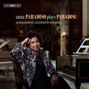 Anna Paradiso Plays Paradisi