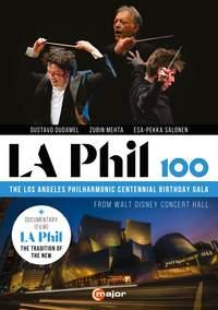 LA Phil 100 (DVD