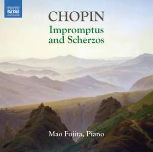 Chopin: Impromptus & Scherzos Product Image