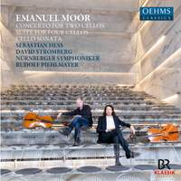 Emanuel Moór: Cello Works