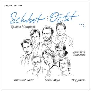 Schubert: Octet Product Image