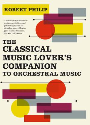 The Classical Music Lover's Companion to Orchestral Music Product Image
