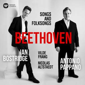 Beethoven: Lieder & Folksongs Product Image