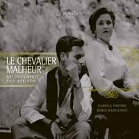 Le Chevalier Malheur: Melodies Apres Paul Verlaine