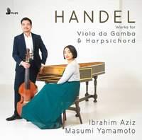 Handel: Works For Viola da Gamba and Harpsichord