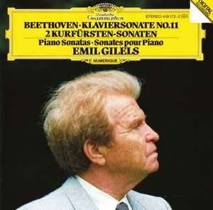 Beethoven: Piano Sonata No. 11, 2 Kurfürsten-Sonaten