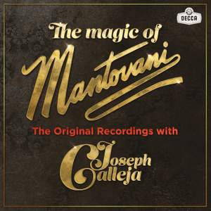 Joseph Calleja - The Magic of Mantovani Product Image