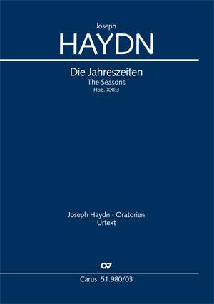 Haydn, Joseph: The Seasons Hob. XXI:3