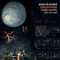 Simone de Bonefont: Missa pro Mortuis