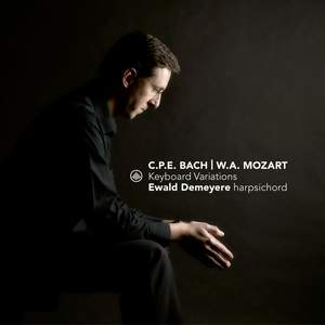 CPE Bach & Mozart: Keyboard Variations