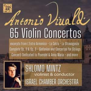 Vivaldi: The Violin Concerto Collection, Volumes 1-10