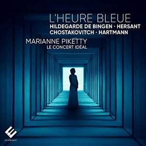 L'Heure Bleue - Works by Hildegard von Bingen, Hersant, Shostakovich & Hartmann