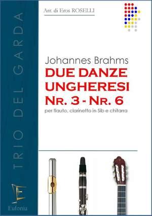Johannes Brahms: Due Danze Ungheresi Nr. 3 - Nr. 6 Product Image