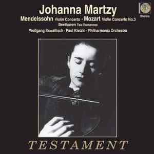 Mendelssohn & Mozart: Violin Concertos - Vinyl Edition