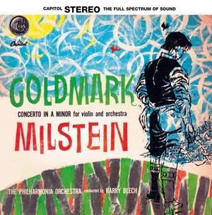Goldmark: Violin Concerto - Vinyl Edition