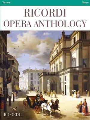 Ricordi Opera Anthology - Tenor