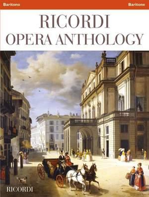 Ricordi Opera Anthology - Baritone