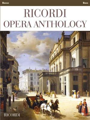 Ricordi Opera Anthology - Bass
