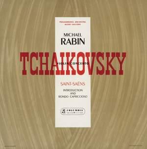 Tchaikovsky: Violin Concerto - Vinyl Edition