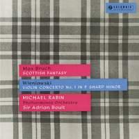 Bruch: Scottish Fantasy & Wieniawski: Violin Concerto No. 1 - Vinyl Edition