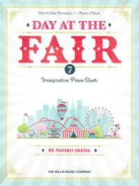 Naoko Ikeda: Day at the Fair - 7 Imaginative Piano Duets