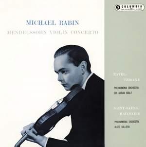 Mendelssohn: Violin Concerto - Vinyl Edition