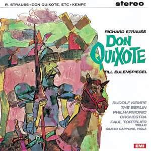 R. Strauss: Don Quixote & Till Eulenspiegel - Vinyl Edition