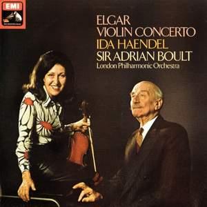 Elgar: Violin Concerto - Vinyl Edition