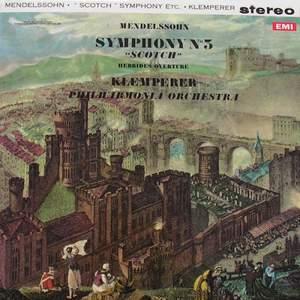 Mendelssohn: Symphony No. 3 - Vinyl Edition