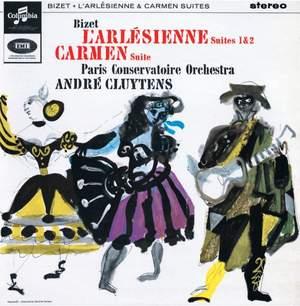 Bizet: L'Arlesienne Suites 1 & 2 - Vinyl Edition